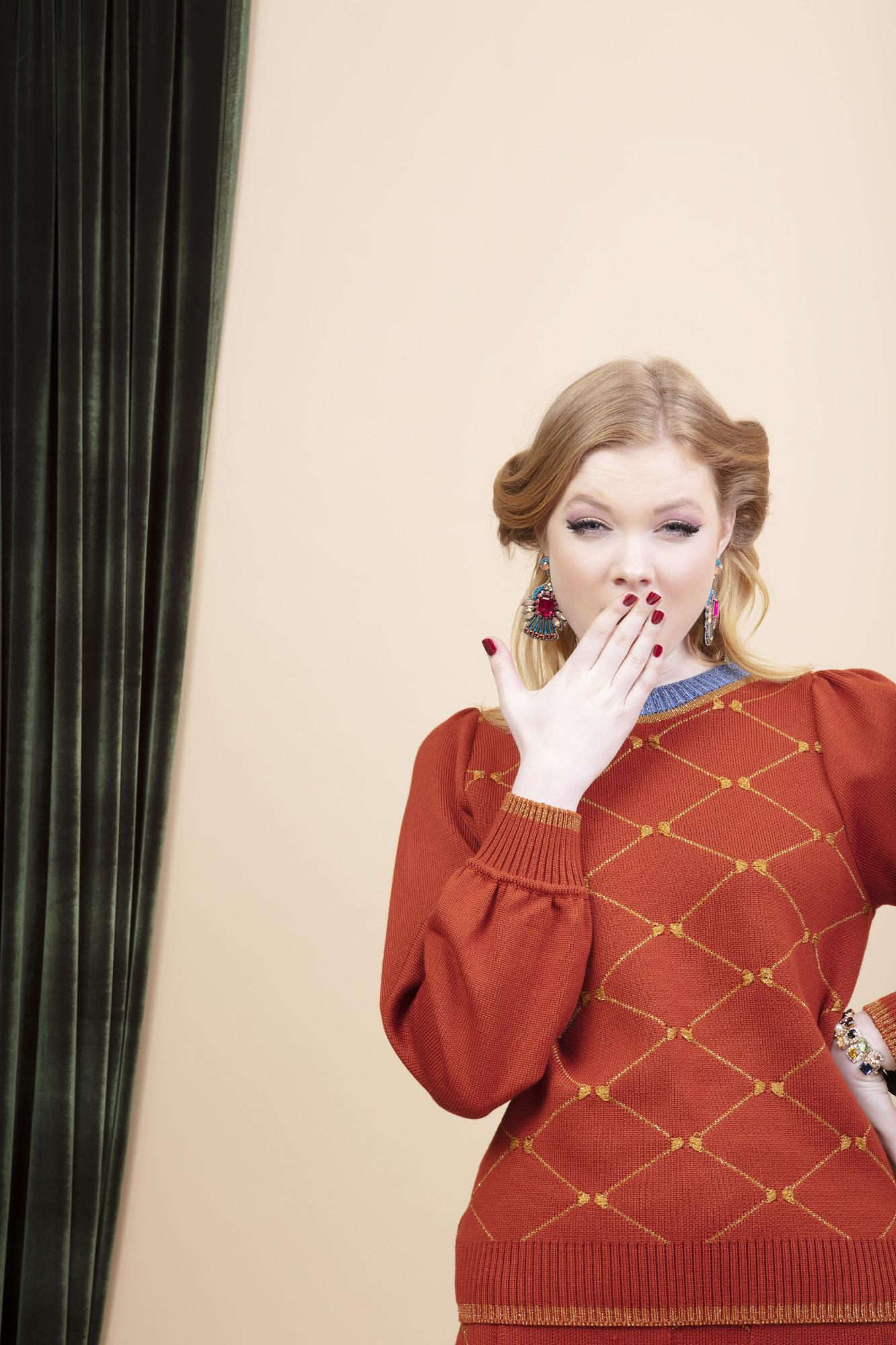 STMA-maglione-donna-rosso-1