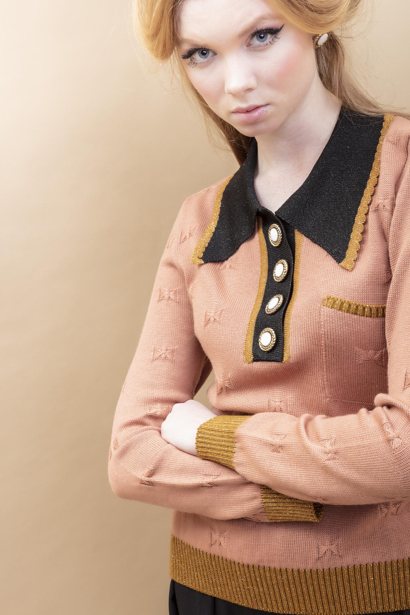 STMA-maglione-donna-rosa-nero-15